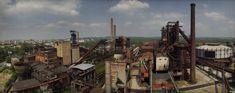 Dolni Vitkovice by ~Haszczu on deviantART Abandoned Places, Exploring, Beautiful Places, Industrial, Inspirational, Urban, Deviantart, Architecture, Tattoos