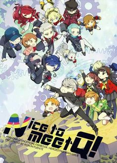 Persona Q: Shadow of the Labyrinth Persona Q, Persona 5 Joker, Shin Megami Tensei Persona, Pokemon, Gamers Anime, Akira Kurusu, My Romance, Nerd Love, Rpg