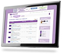 ALZConnected is the first dedicated online social networking community for anyone impacted by Alzheimer's disease.