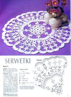 """Photo from album """"Moje robotki on Yandex. Crochet Snowflake Pattern, Crochet Doily Diagram, Crochet Snowflakes, Crochet Mandala, Crochet Chart, Thread Crochet, Filet Crochet, Irish Crochet, Crochet Motif"""
