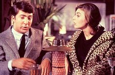 Anne Bancroft in The Graduate via @WhoWhatWear