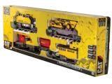 Locomotiva Construction Express Train 20 Peças - DTC Cat