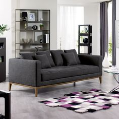 limoges deep sofa