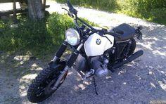 Umbau BMW R65