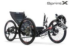 ICE Sprint X liegetrike, kostenlose probefahrt, Wien, Graz, Steiermark, Wiener Neustadt, schnelles sportliches Dreirad für Erwachsene