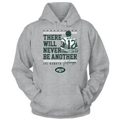 New York Jets Official Apparel - this licensed gear is the perfect clothing for fans. Makes a fun gift!