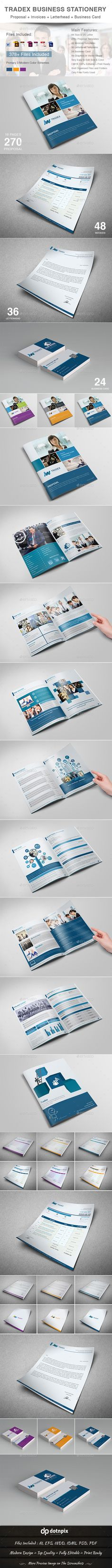 Tradex Business Stationery Template Download: http://graphicriver.net/item/tradex-business-stationery/10870621?ref=ksioks