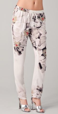 The Persuasion Pants from sass & bide..