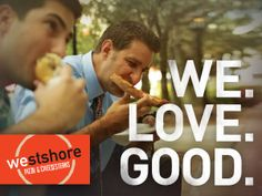 Consumer insights, gathered through focus groups, were incorporated into a new logo, marketing materials, television, radio and billboards that will reach consumers across the region. #WestshorePizza