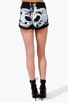 baddass shorts #skeleton #festival Get 10% off http://www.studentrate.com/miami/get-miami-student-deals/Necessary-Clothing-Student-Discount--/0