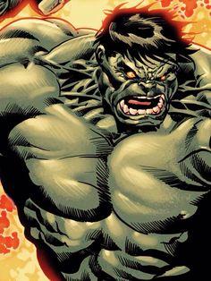 Hulk by Ed McGuinness...