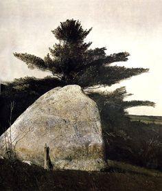 Andrew Wyeth, Far from Needham, 1966