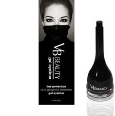 VB Beauty VB2135BLK Black Line Perfection Gel Eyeliner *** Click image to review more details.