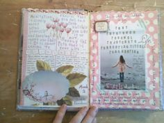 The Painted Flower: Art Journaling