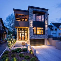 Geneve House by Design First Interiors Architects, Ontario #Canada ...  Christian Lalonde
