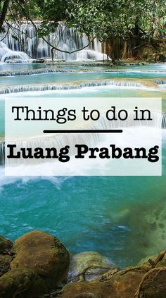 Things to do in Luang Prabang, Laos  Luang Prabang is a gorgeous city in northern Laos and it is the first UNESCO site listed in this country. The few days I spent there were the best of my 2 months in South-East Asia and it became on…  Antevasin : One who lives at the border Great travel blog! Travel, blog, traveler, backpacker, backpacking, travel tips, world traveler, travel blogger, travel blog, Laos, Luang Prabang, elephants, waterfalls, royal palace museum, night market, utopia…