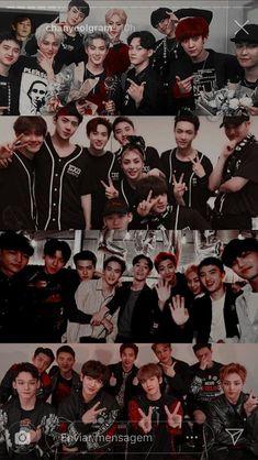 Baekhyun, Chen, Exo Stickers, Rapper, Exo Group, Exo Album, Korea, Go Wallpaper, Emoji Wallpaper