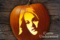 It's time to turn your pumpkin into a country superstar! Click on the following link to download this GAC exclusive pumpkin carving template: http://www.gactv.com/halloween