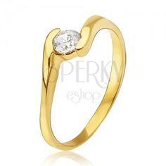 Daj jej viac než ľúbim ťa… #sperkyeshop #love #ValentinesDay #jewellery #prsteň #zlato #sperky #fashion #beauty