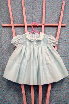 Vintage baby clothes/ girls dress