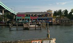 Nervous Nellies, Estero Island, Fl.  A great place for great food and live entertainment.