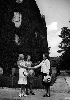 Najlepsze zdjęcia Warszawy. Znajdź swoje ulubione Old Photos, Vintage Photos, Poland History, Warsaw Poland, Krakow, Ursula, 1930s, Couple Photos, Celebrities