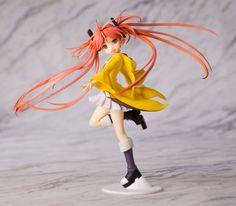 [Preview - Figurine] Enju Aihara - Black Bullet - Pulchra - Ruru-Berryz MoePop (1)