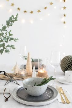 Kersttafel - Christmas decor -Tanja van Hoogdalem