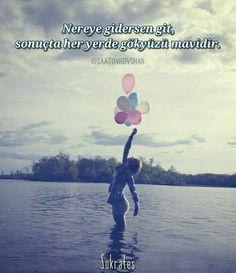 Nereye gidersen git, sonuçta her yerde gökyüzü mavidir.   ( Sokrates )  #sokrat #sokrates #git #sonuç #her #yer #heryer #gök #gökyüzü #saatovrovshan #saatov_rovshan #mavi #renk #balon #balloon #özlüsözler #güzelsözler