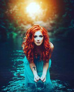 cool Огненный медный цвет волос (50 фото) — Краска, оттенки, сочетания