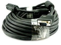 VGA Cable 5ft NEORTX VGA to VGA Adapter 15 Pin Male to Male Connector SVGA Cable for Computer Monitor