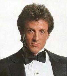 Sly Stallone, Sylvester Stallone, elegant man, Rocky