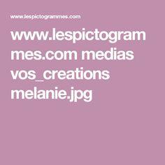 www.lespictogrammes.com medias vos_creations melanie.jpg