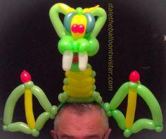 Balloon Dragon Hairband