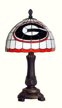 Georgia Bulldogs Accent Lamp
