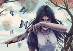 ArtStation - My Wonderland is shattered., Iida-Maria Laitala