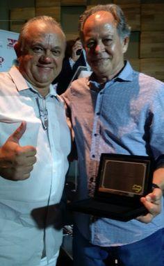 Presidente da ABCZ é homenageado em Salvador