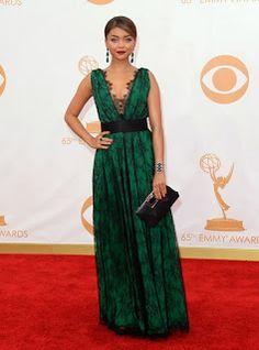 Sarah Hyland  Emmy Awards 2013
