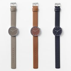 Nendo's Draftsman 03 Grid watch design is based on technical drawing paper