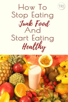 Trying to quit eating junk food and adapting to healthy eating habits is a tough challenge that many of us face. In this post, you will learn how you can stop eating junk food and start eating healthy instead. Healthy Eating Habits, Stop Eating, Junk Food, Challenge, Journey, Lifestyle, Face, Healthy Food Habits, The Journey