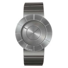 This Issey Miyake TO, designed by Tokujin Yoshioka, is also known by number This is the design that really launched Issey Miyake in the watch industry. SeriousWatches is an authorised dealer of Issey Miyake watches. Modern Watches, Cool Watches, Watches For Men, Wrist Watches, Fossil Watches, Seiko Watches, Issey Miyake, Leather Watch Bands, Watch Brands