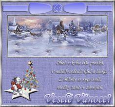 vánoční přání - přáníčka 032