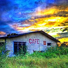 """#beautifuldecayofabandonedplaces  Hope is but a ghost At truck stop diners And amber light through dusty windows Filled with shadow figures dancing across the panes (http://www.librarything.com/topic/22301) ______________________________________ Abandoned cafe near Billings, Oklahoma --- taken on a fun-filled road trip with friends @2rr & @nanahuhnke"" Photo taken by @veraviola_vintage on Instagram, pinned via the InstaPin iOS App! http://www.instapinapp.com (09/09/2015)"