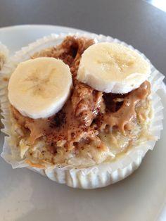 Coconut muffin