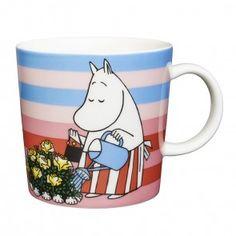 Moomin Mugs, Moomin Valley, Tove Jansson, Book Worms, Coffee Cups, Ceramics, My Love, Rose, Tableware