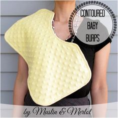 I would love to make a few of these burp cloths..only need a few more.