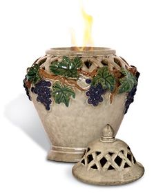 Pacific Decor makes Pacific Flame FirePot, Firepots & Firepot Gel Fuel which make great indoor & outdoor home decor products.