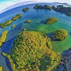 Aerial view of Sipalay City in Negros Occidental, Philippines ✊courtesy of /imvann/ # Philippines Beaches, Philippines Travel, Amazing Nature Photos, Nature Images, Best Location, Aerial View, Travel Inspiration, Scenery, Places To Visit