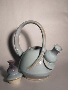 Beautiful teapot seen on Tumblr
