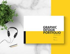 """Check out new work on my portfolio: """"Graphic Design Portfolio Template"""". Portfolio Cover Design, Graphic Portfolio, Portfolio Covers, Portfolio Book, Industrial Design Portfolio, Template Portfolio, Company Portfolio, Page Layout Design, Graphisches Design"""